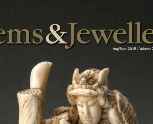 Gems & Jewellery - Aug 2015
