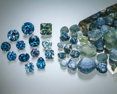 Rock Creek Sapphires