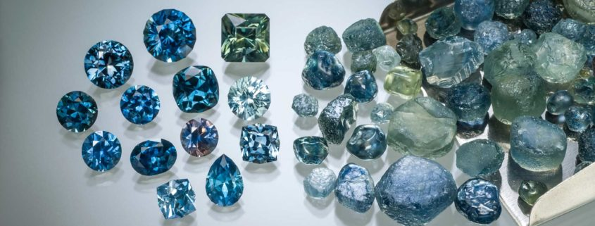 Rock Creek Sapphires