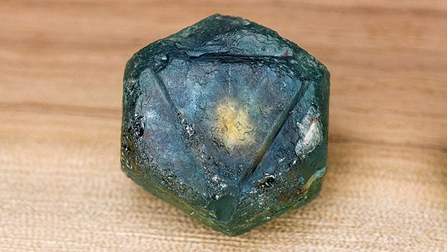 Potentate Mining Queen sapphire